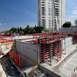 Section 1 - Construction de l'édicule de sortie d'une issue de secours