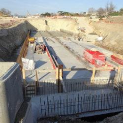 Section 3 - Génie civil du bassin de rétention  entre la Traverse Régny et l'Ancien Chemin de Cassis