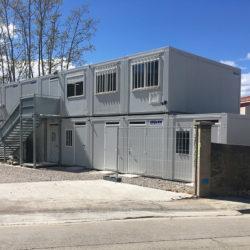 Section 2 - Mise en place des installations de chantier rue François Mauriac