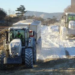 Section 3 - Traitement des matériaux de terrassement à la chaux