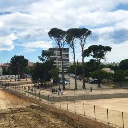 9.Mise en service du nouveau Boulodrome de Saint Tronc