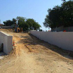 Section 2 - Aménagement de la voie de sortie du Boulevard urbain sud vers la rue Verdillon.