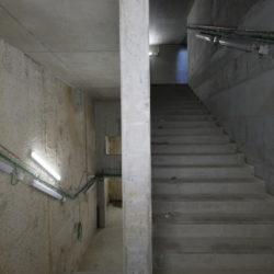 Section 1 - Escalier des issues de secours