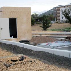 Section 3 - Local technique du bassin de rétention Régny